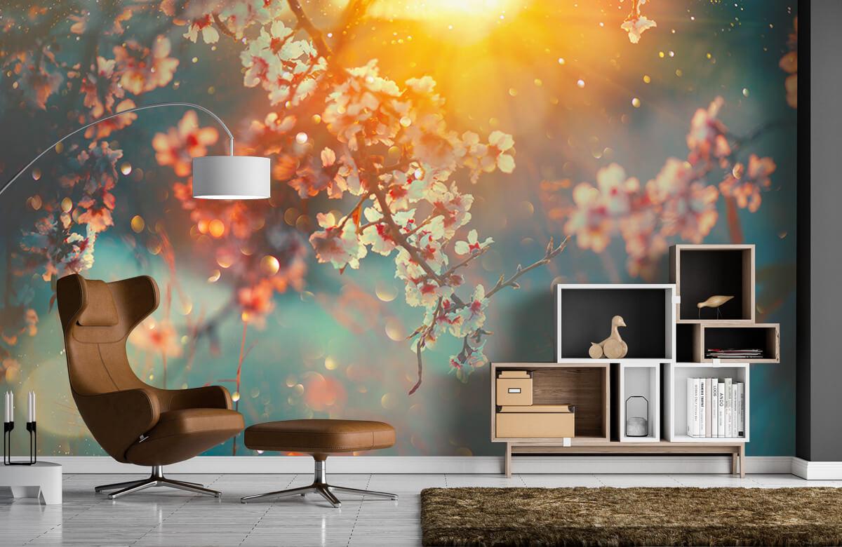 Bloesem - Bloesem in het voorjaar - Slaapkamer 4