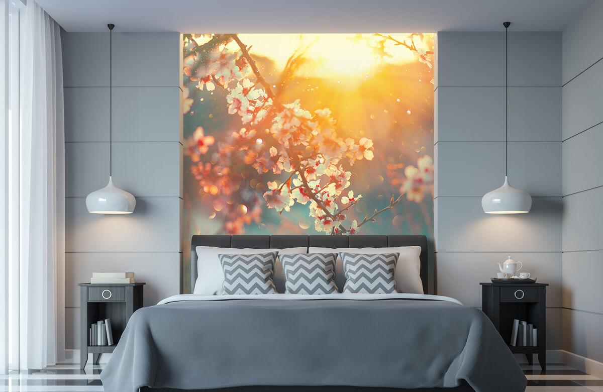 Bloesem - Bloesem in het voorjaar - Slaapkamer 8