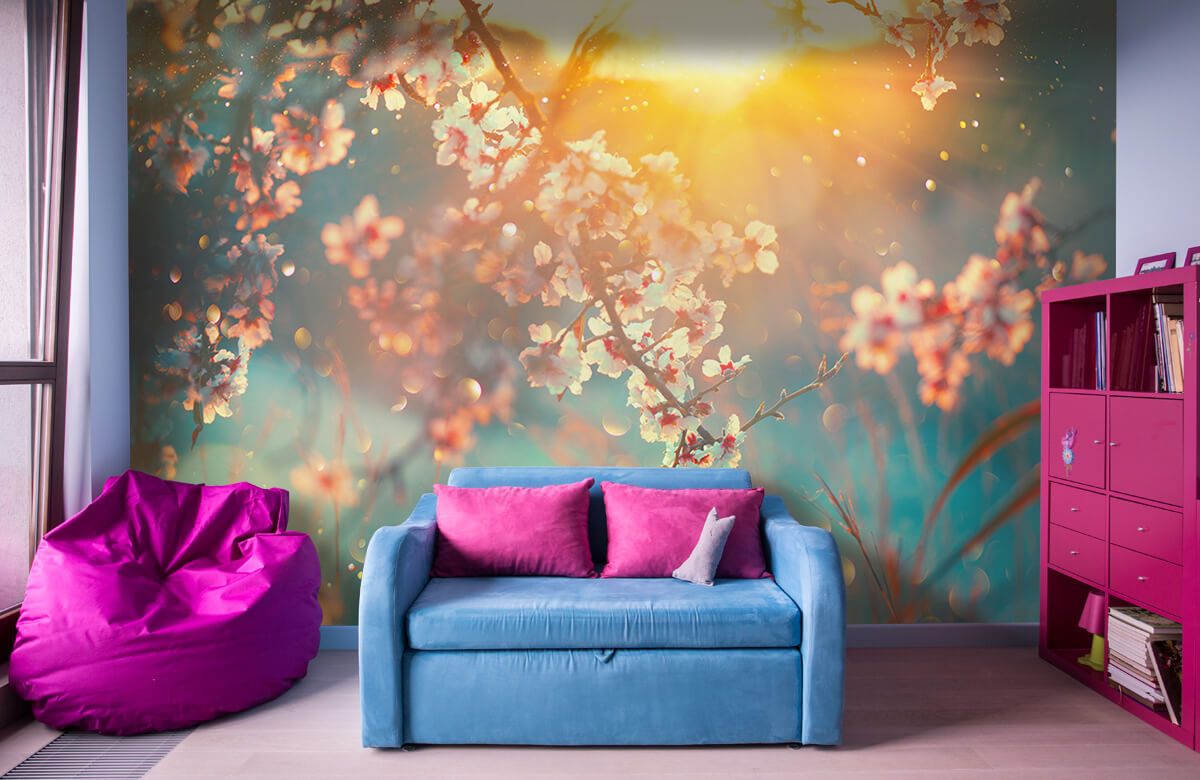 Bloesem - Bloesem in het voorjaar - Slaapkamer 10