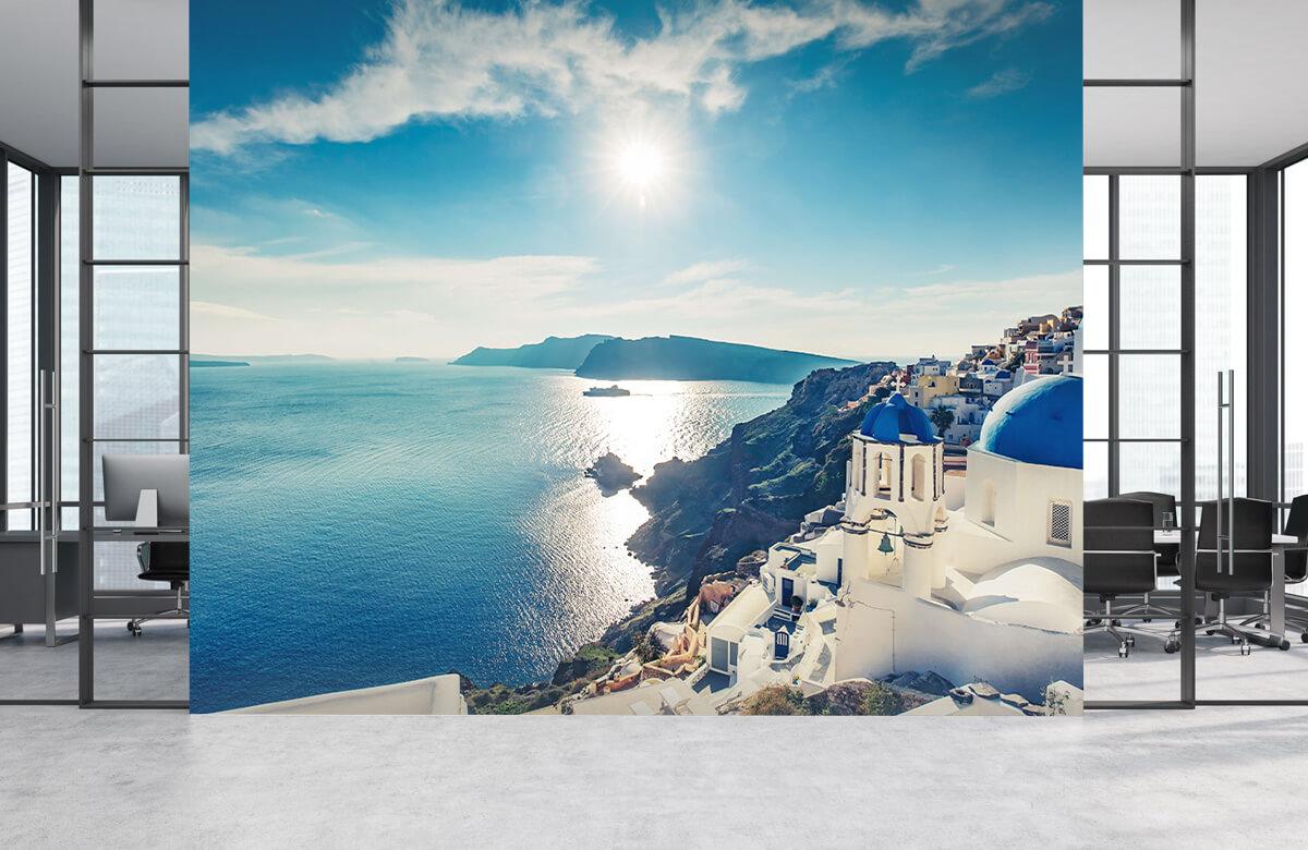 Zeeën en Oceanen - Griekse zon - Kantoor 4
