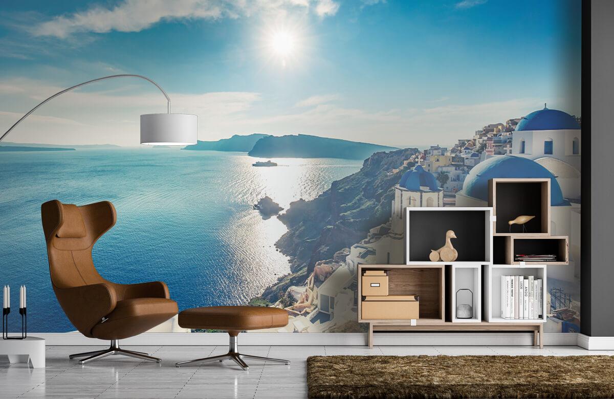 Zeeën en Oceanen - Griekse zon - Kantoor 5