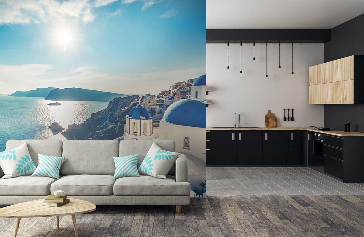 Zeeën en Oceanen - Griekse zon - Kantoor 1