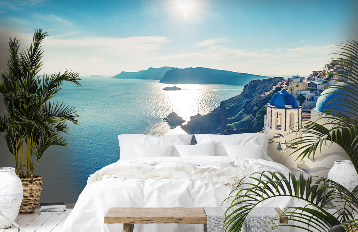 Zeeën en Oceanen - Griekse zon - Kantoor 6