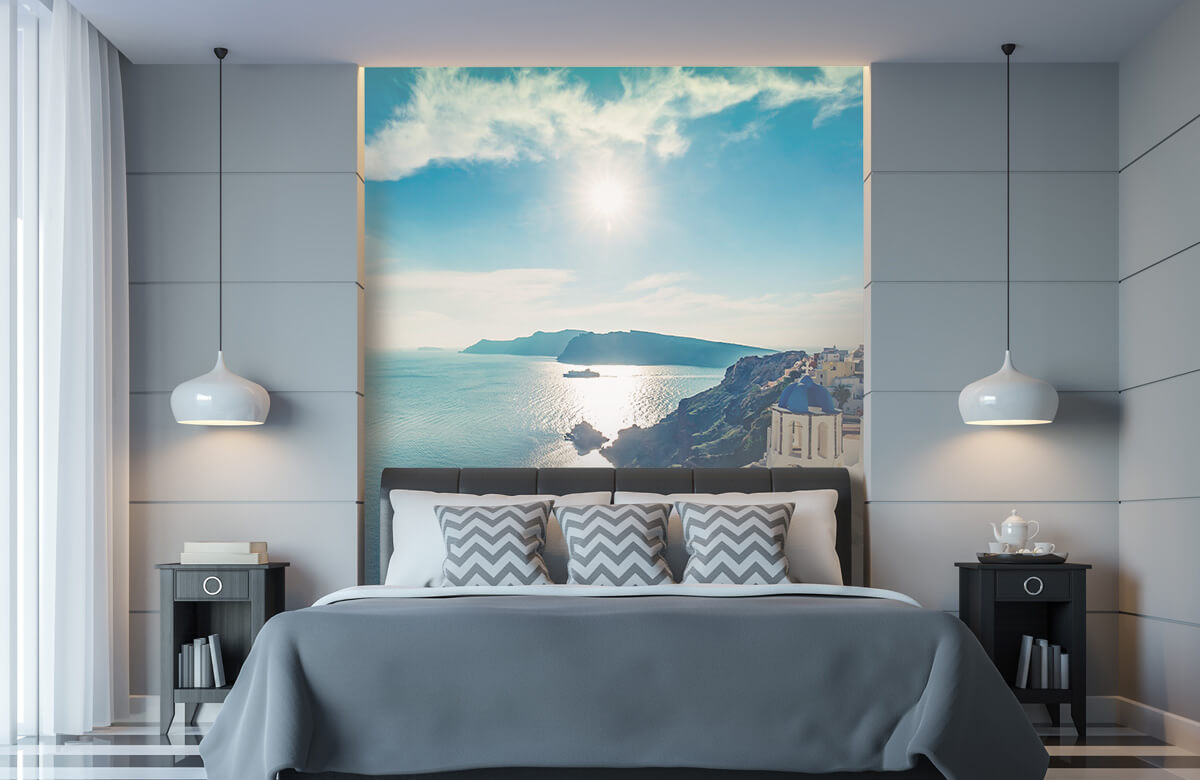 Zeeën en Oceanen - Griekse zon - Kantoor 8