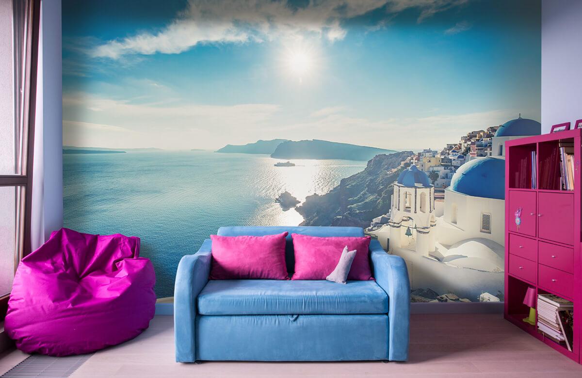 Zeeën en Oceanen - Griekse zon - Kantoor 10