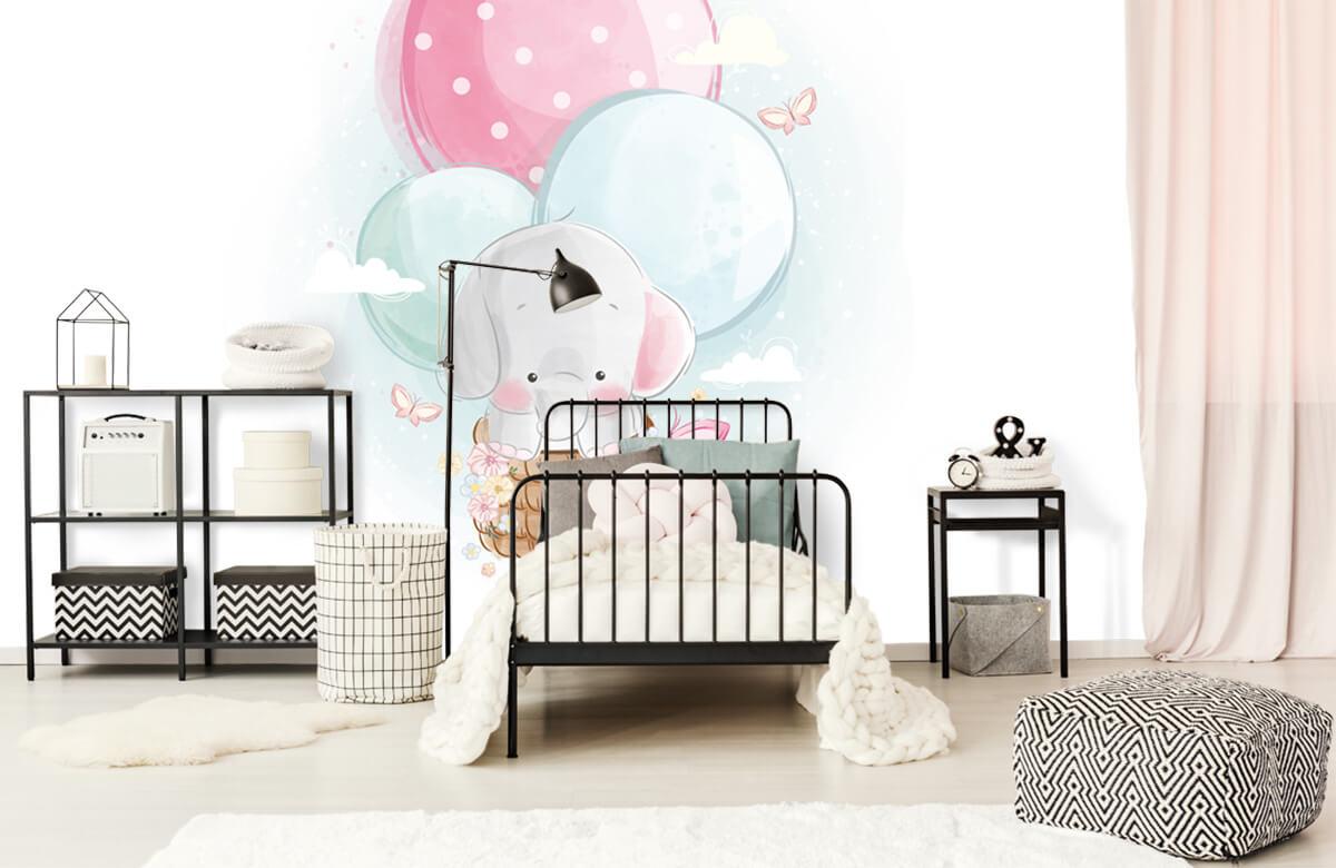 Overige - Olifantje - Kinderkamer 5