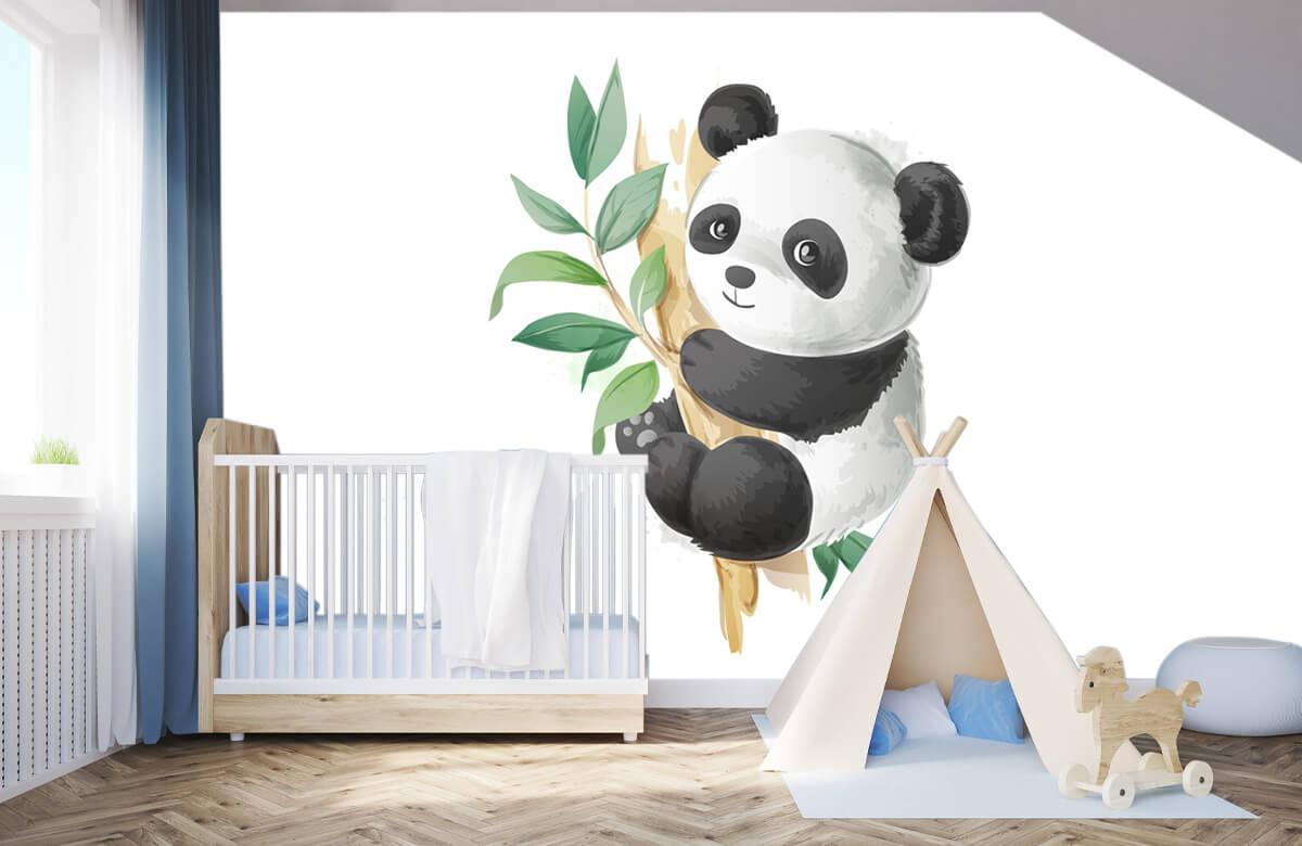 Overige - Panda - Kinderkamer 2