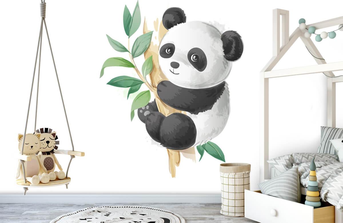 Overige - Panda - Kinderkamer 3