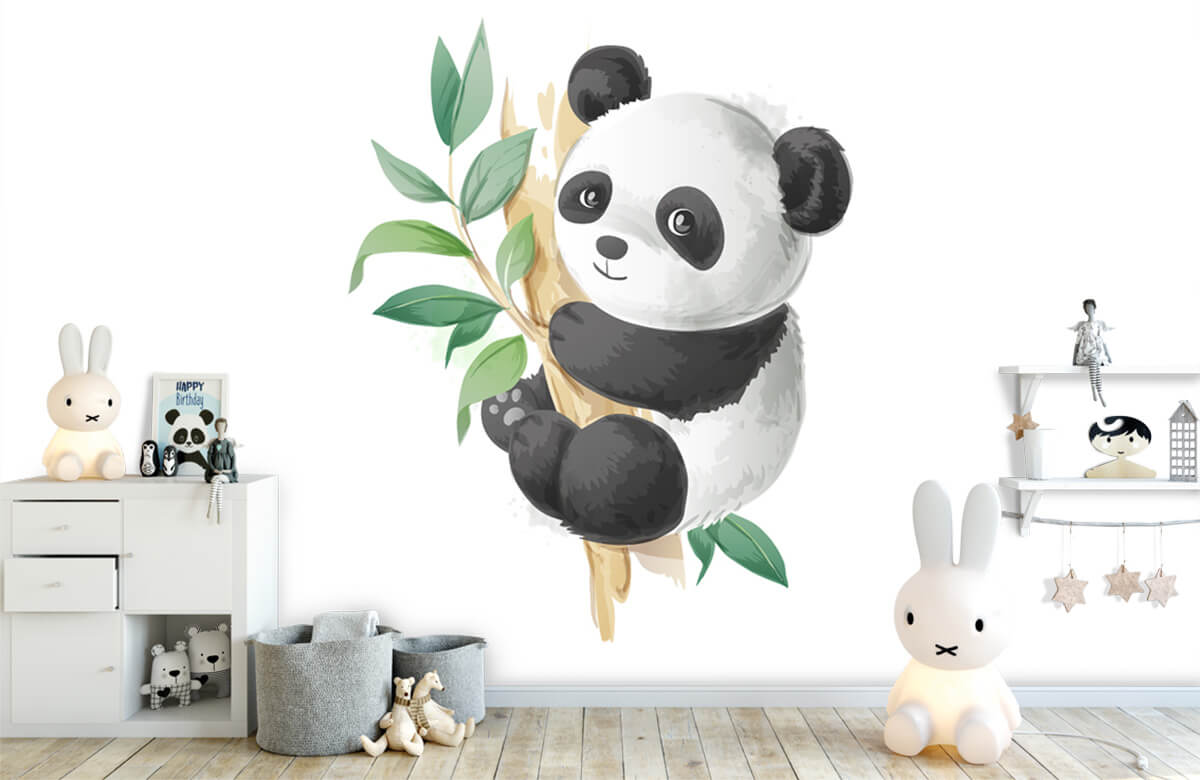 Overige - Panda - Kinderkamer 4