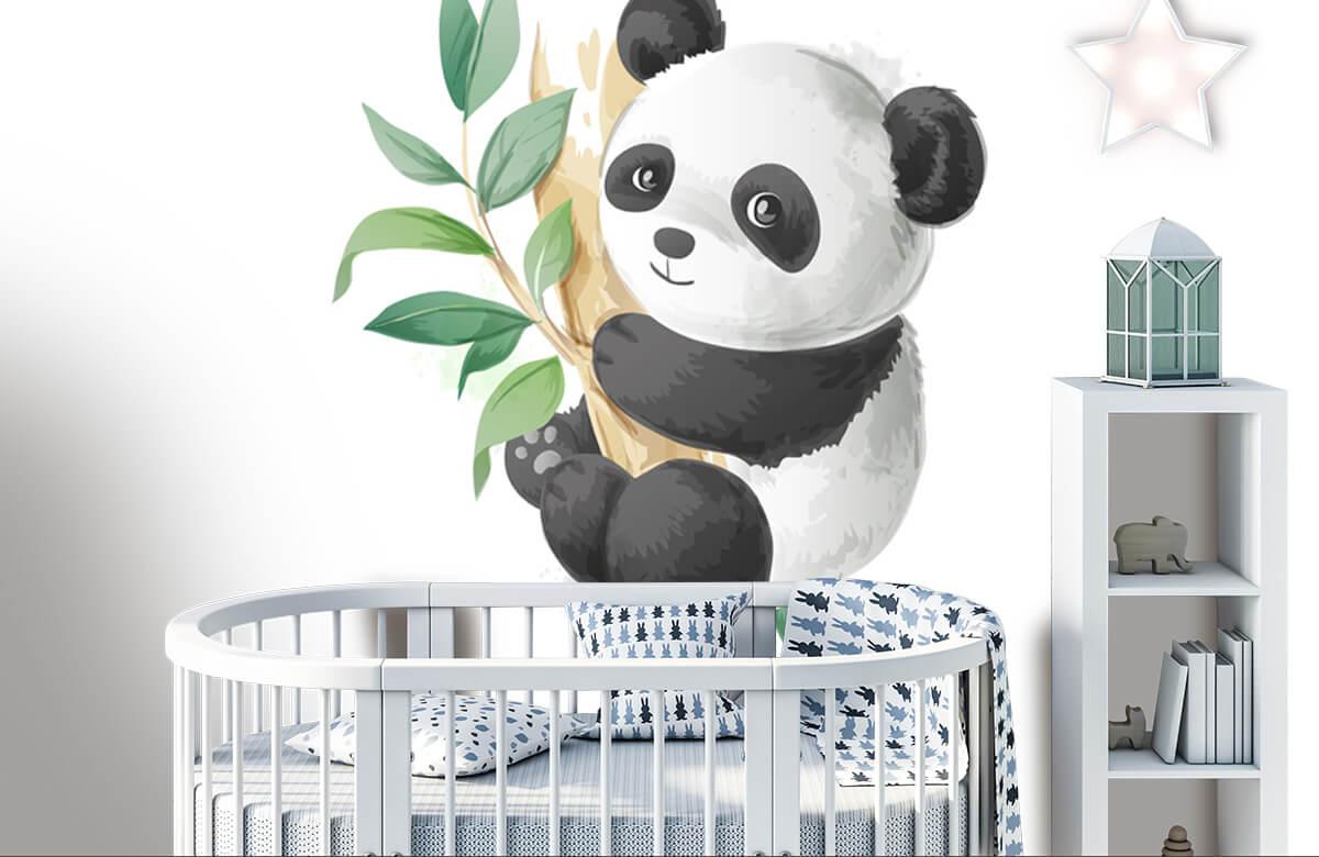 Overige - Panda - Kinderkamer 5
