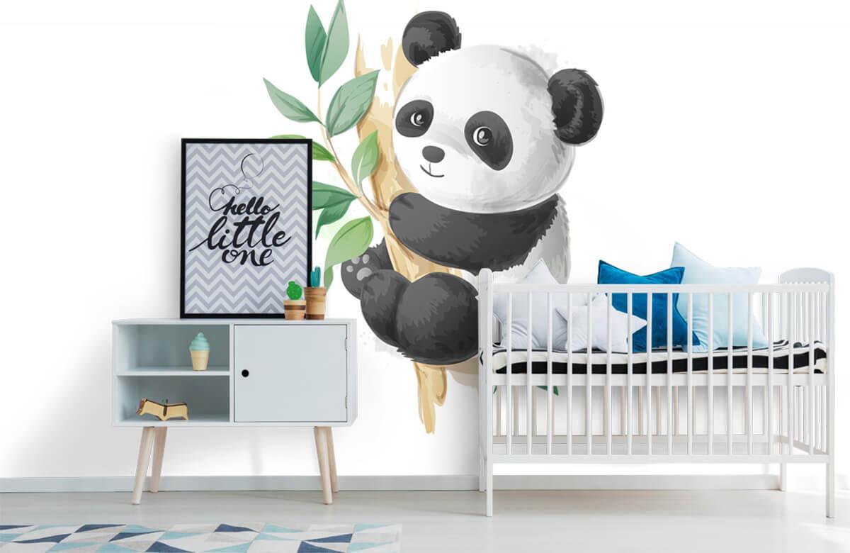 Overige - Panda - Kinderkamer 6