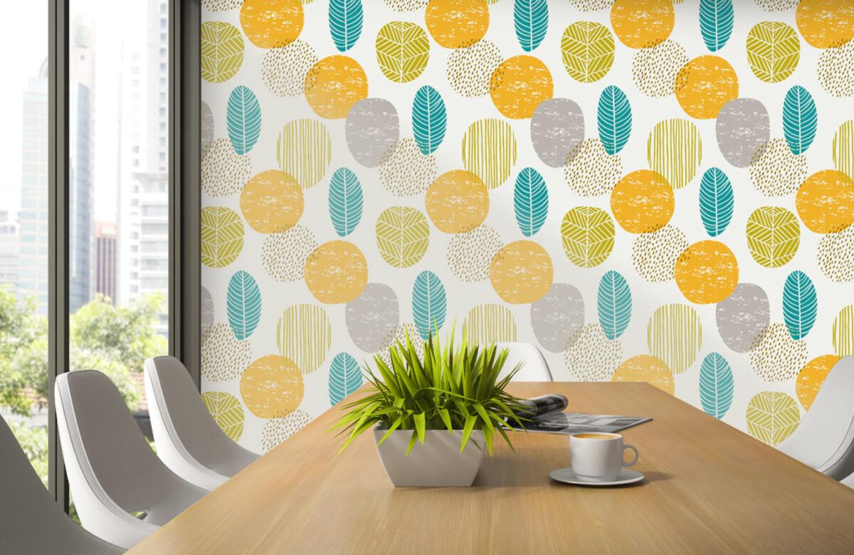 Bladeren - Bladeren vormen - Slaapkamer 2