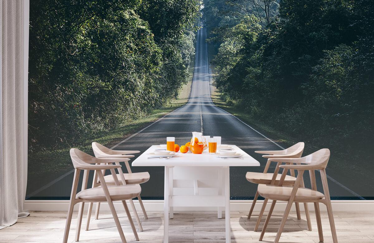 Wegen & Straten - Weg door de natuur - Hal 2