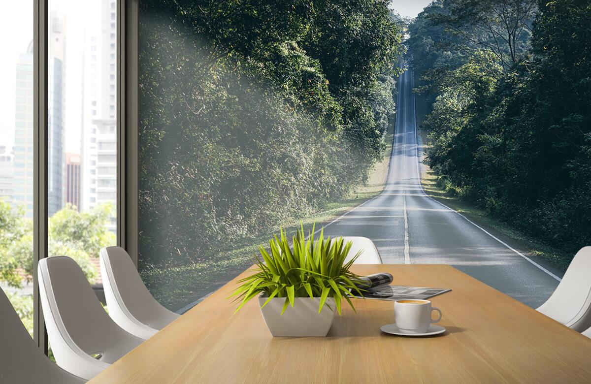 Wegen & Straten - Weg door de natuur - Hal 3