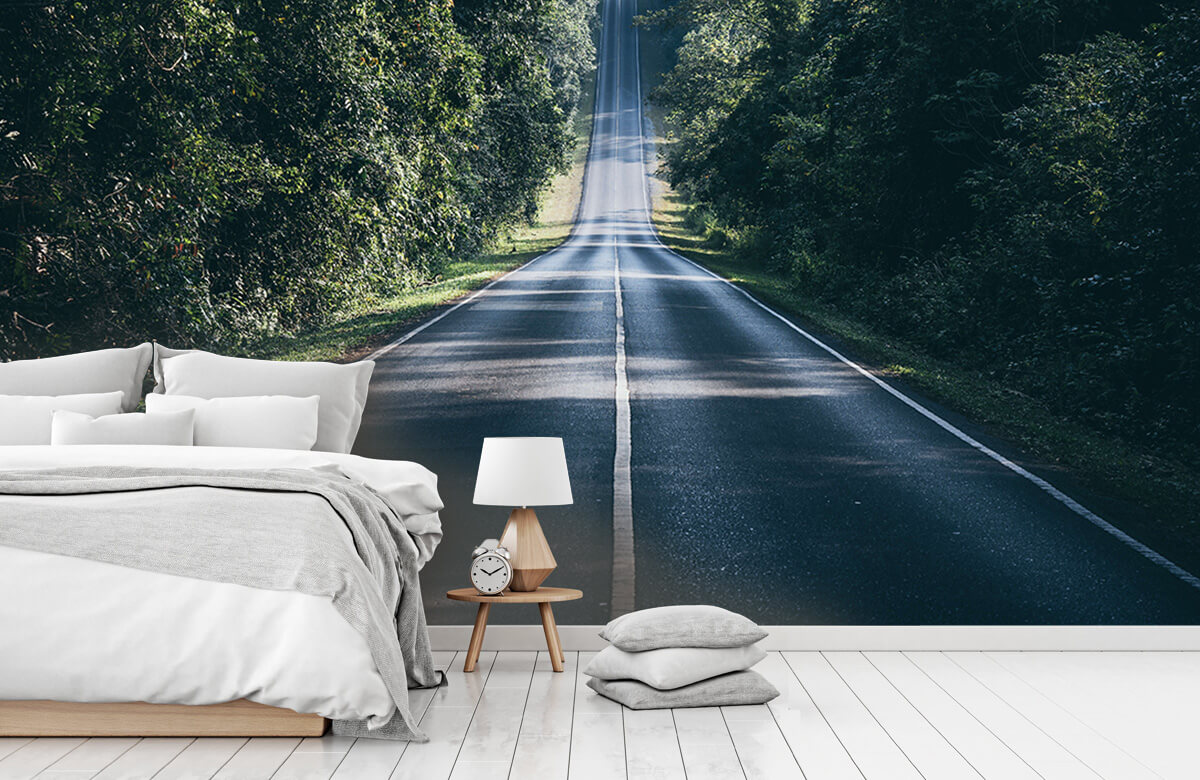 Wegen & Straten - Weg door de natuur - Hal 7