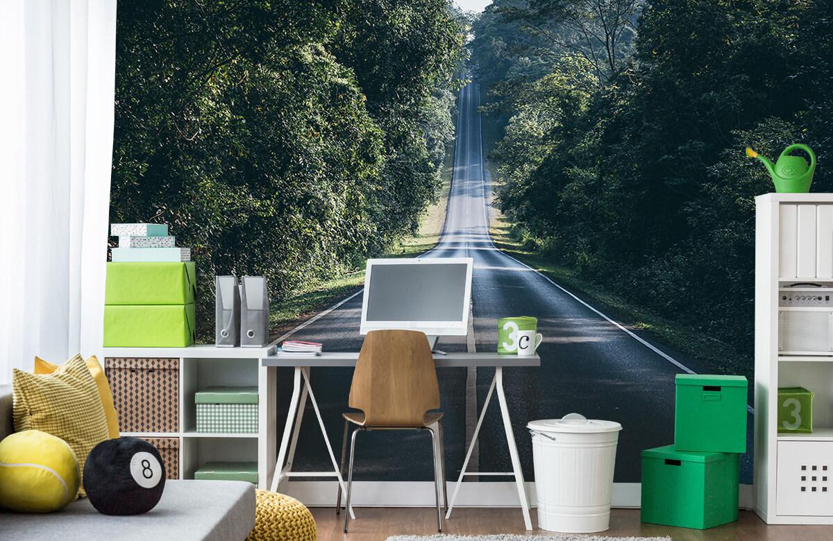 Wegen & Straten - Weg door de natuur - Hal 9