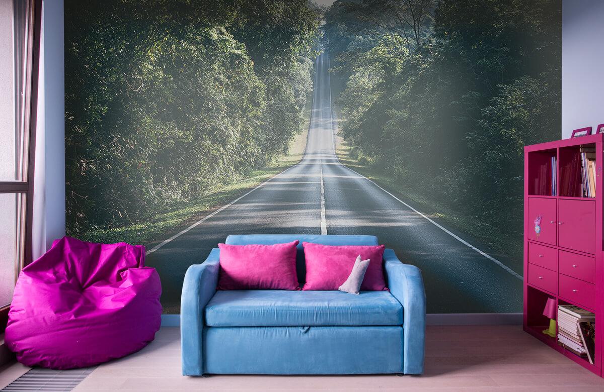 Wegen & Straten - Weg door de natuur - Hal 10