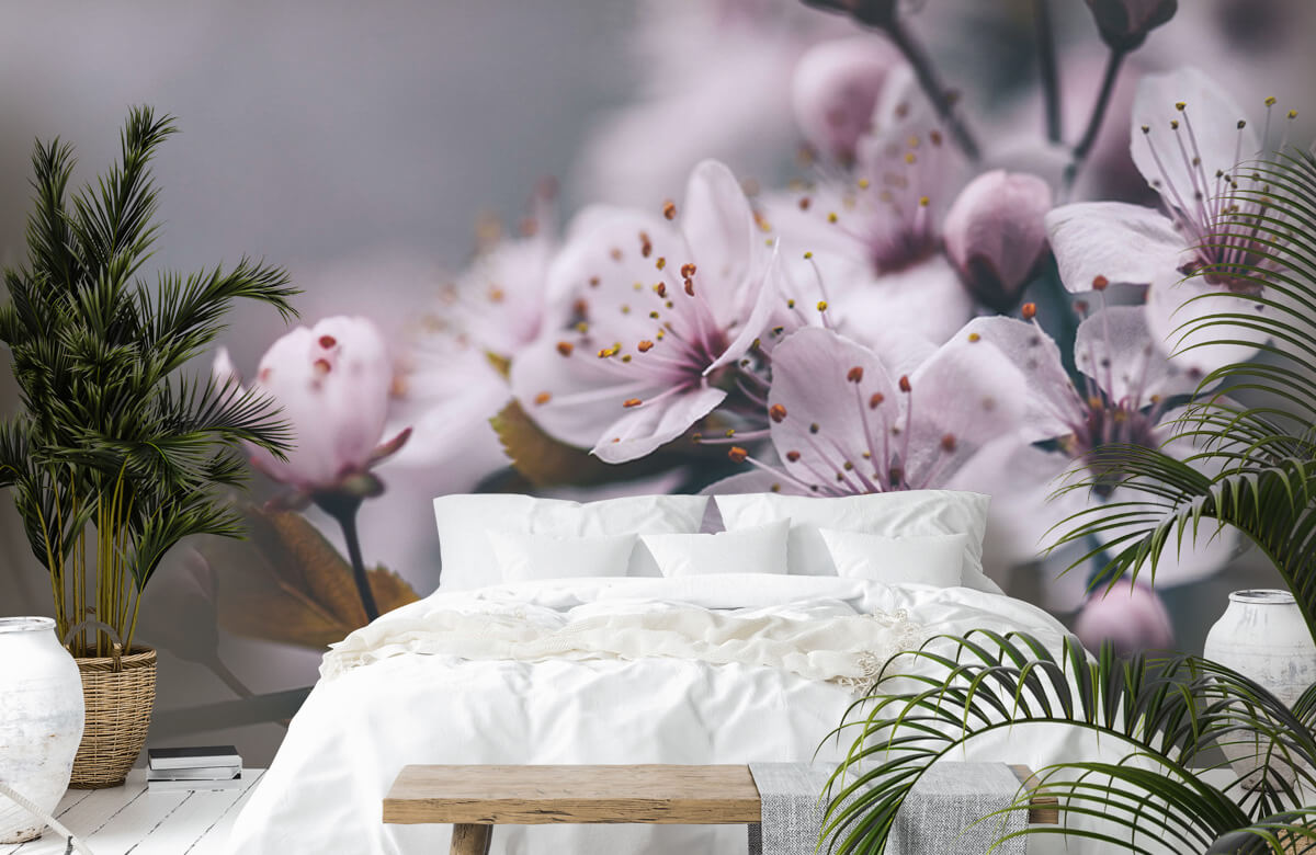 Bloesem - Voorjaarsbloesem - Slaapkamer 6