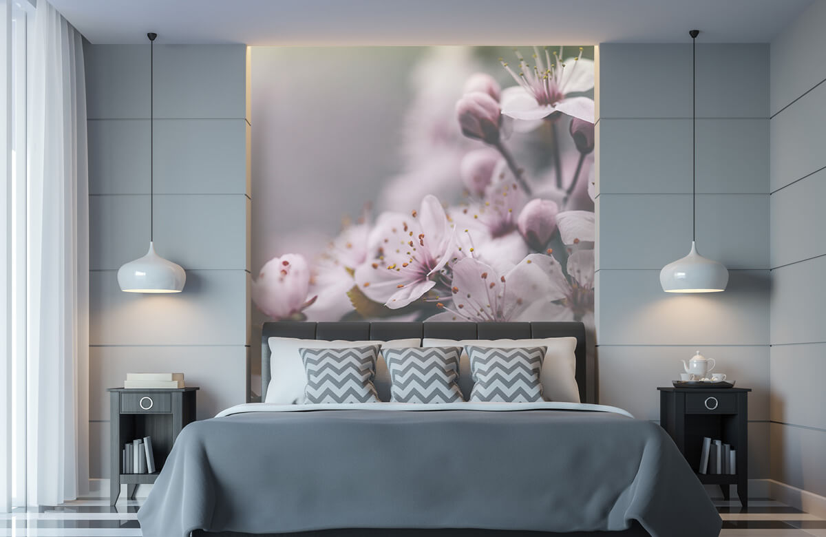 Bloesem - Voorjaarsbloesem - Slaapkamer 8