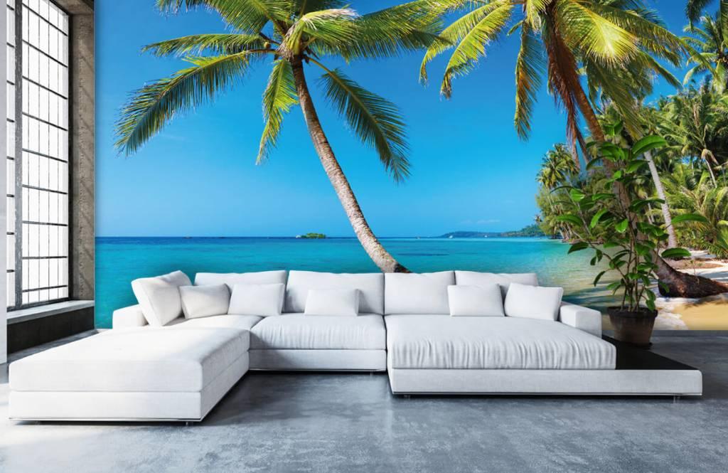 Palmbomen - Caribbean - Slaapkamer 1