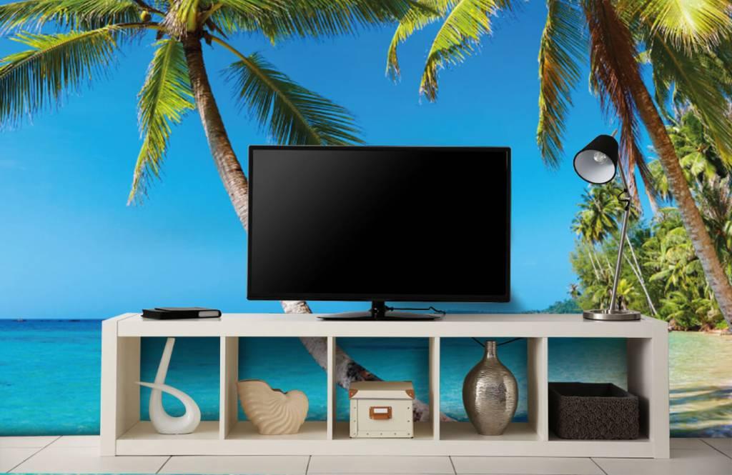 Palmbomen - Caribbean - Slaapkamer 5