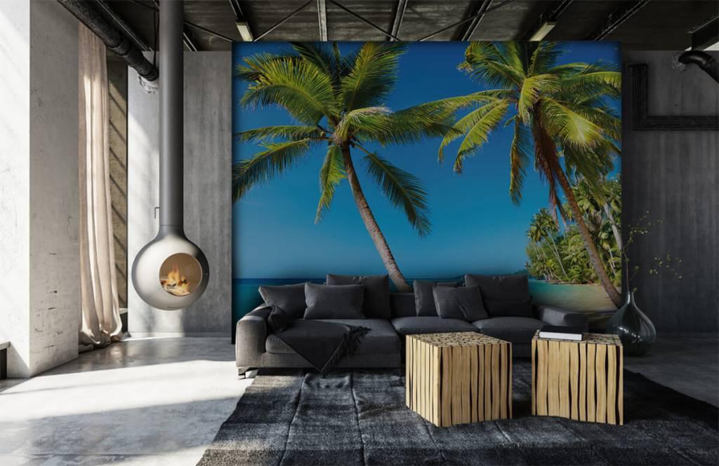 Palmbomen - Caribbean - Slaapkamer 6