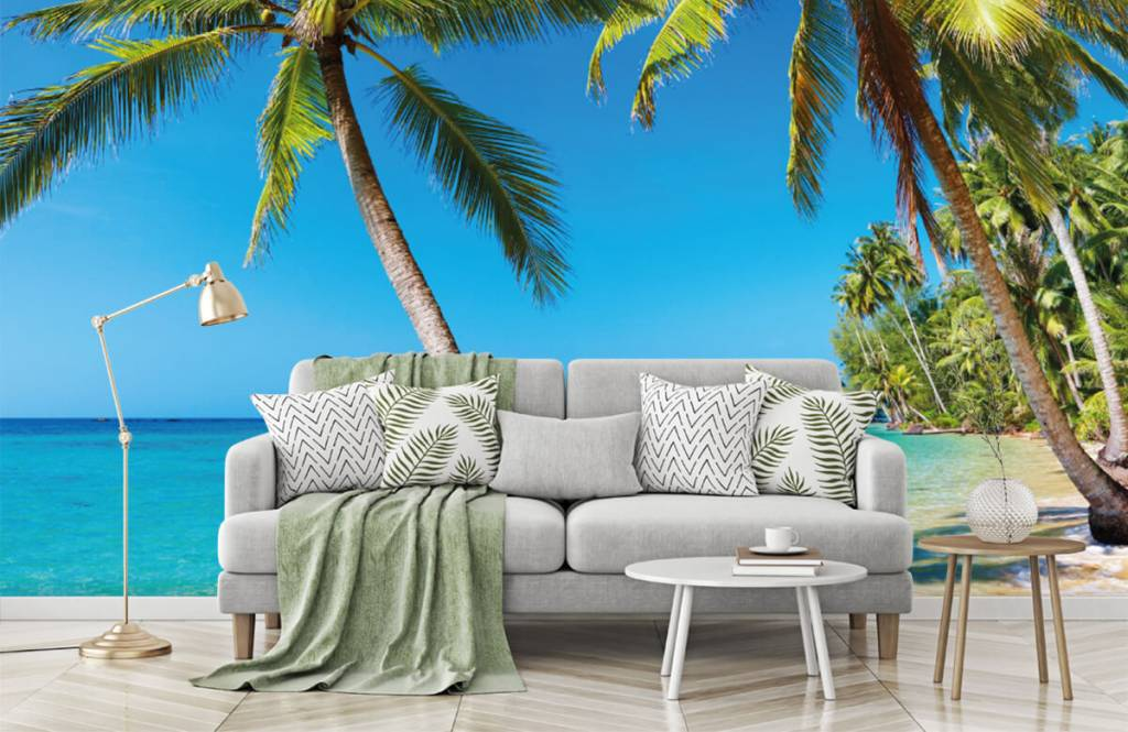 Palmbomen - Caribbean - Slaapkamer 7