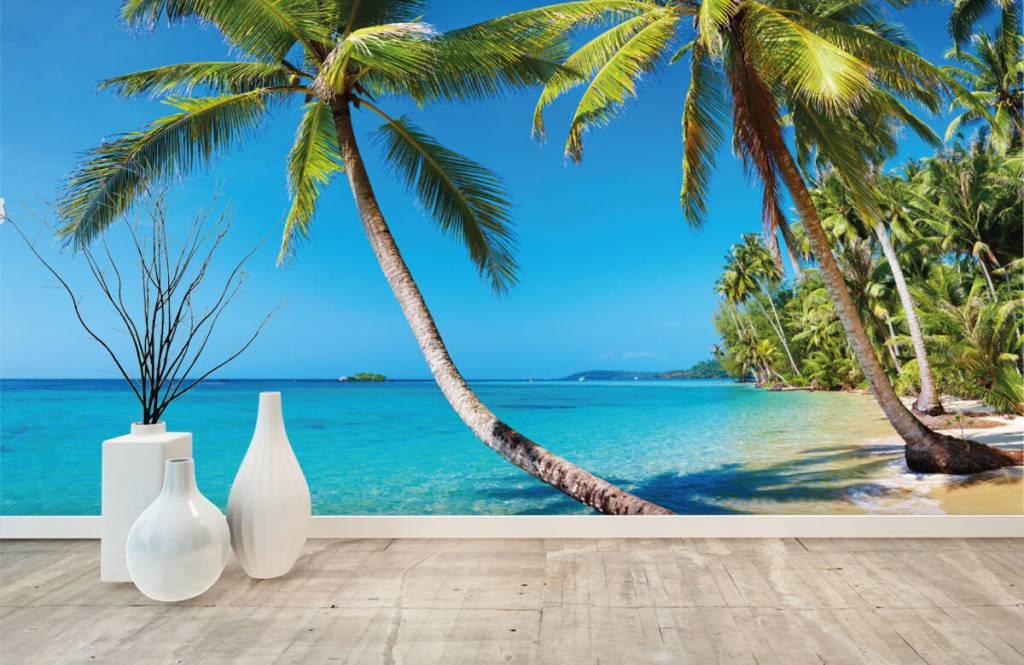 Palmbomen - Caribbean - Slaapkamer 8