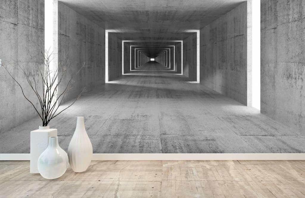 Overige - Betonnen tunnel - Kantoor 9