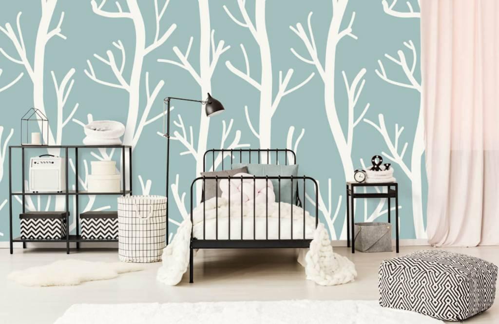 Overige - Bomen aan takken - Kinderkamer 2