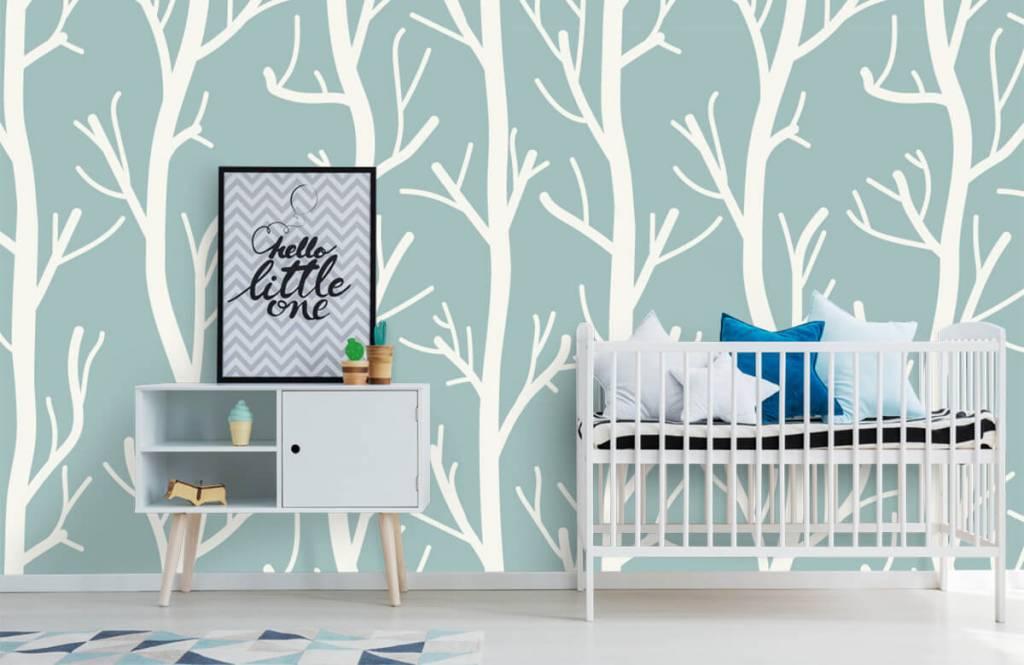 Overige - Bomen aan takken - Kinderkamer 6