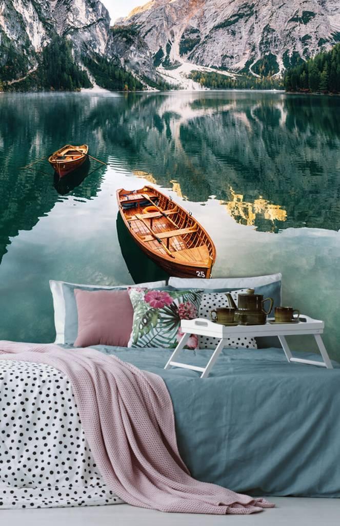 Meertjes en Wateren - Bootjes in Italiaans meer - Slaapkamer 7