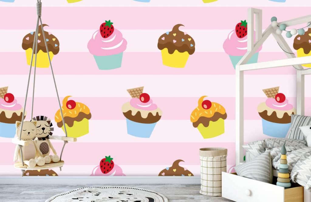 Overige - Cupcakes - Kinderkamer 3