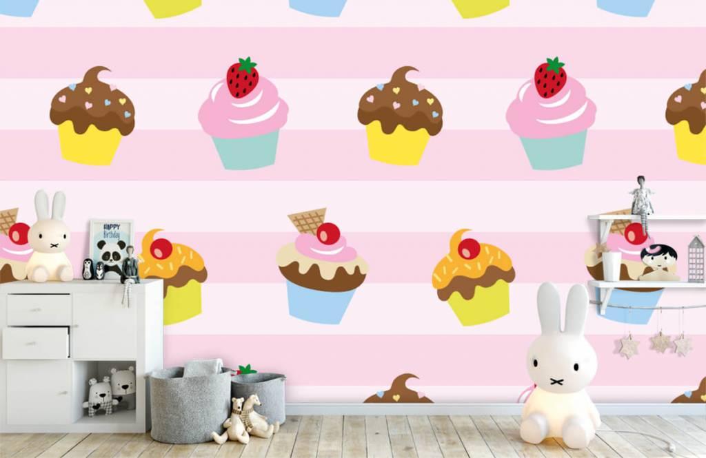 Overige - Cupcakes - Kinderkamer 4