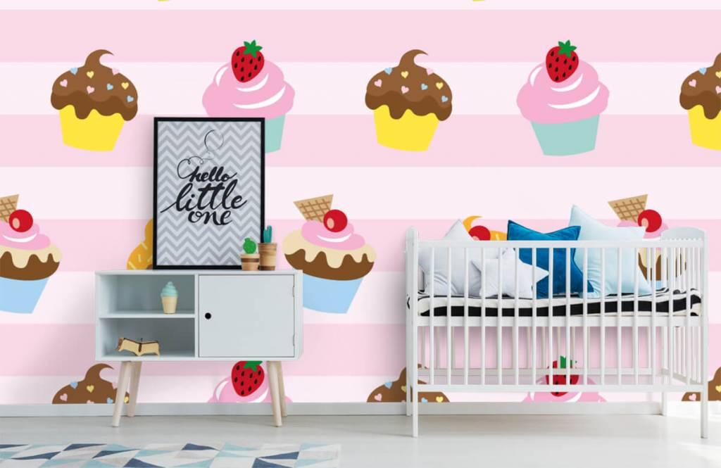 Overige - Cupcakes - Kinderkamer 6