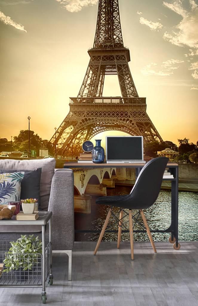 Monumenten - Eiffeltoren - Slaapkamer 2