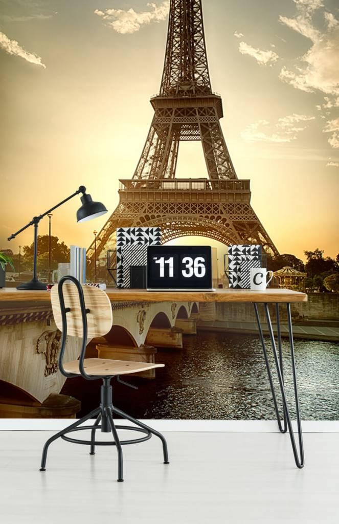 Monumenten - Eiffeltoren - Slaapkamer 3