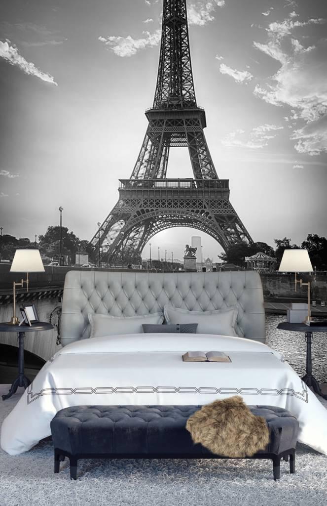 Monumenten - Eiffeltoren - Slaapkamer 4
