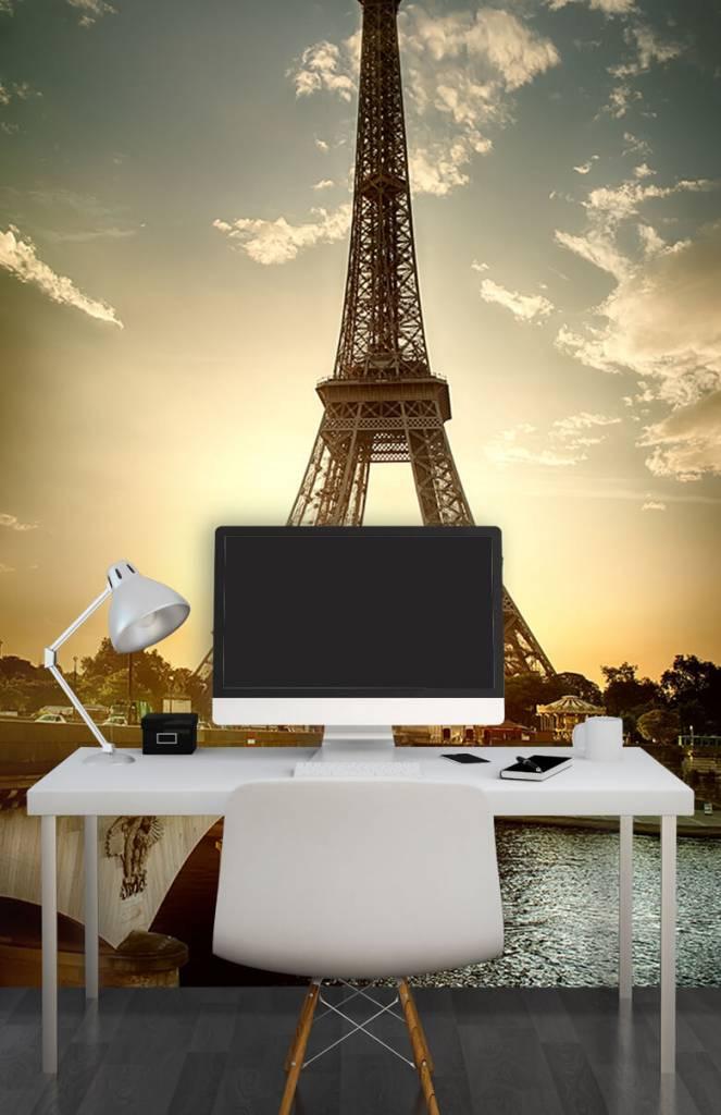 Monumenten - Eiffeltoren - Slaapkamer 5