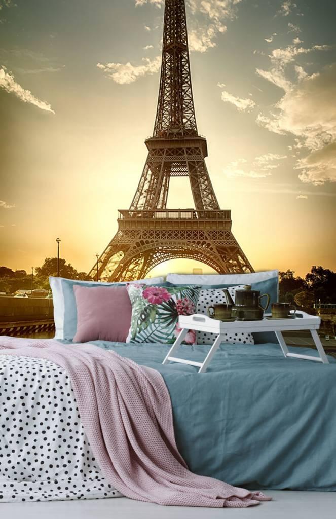 Monumenten - Eiffeltoren - Slaapkamer 7