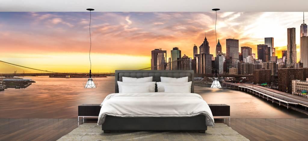 Skylines - Skyline van New York - Vergaderruimte 1