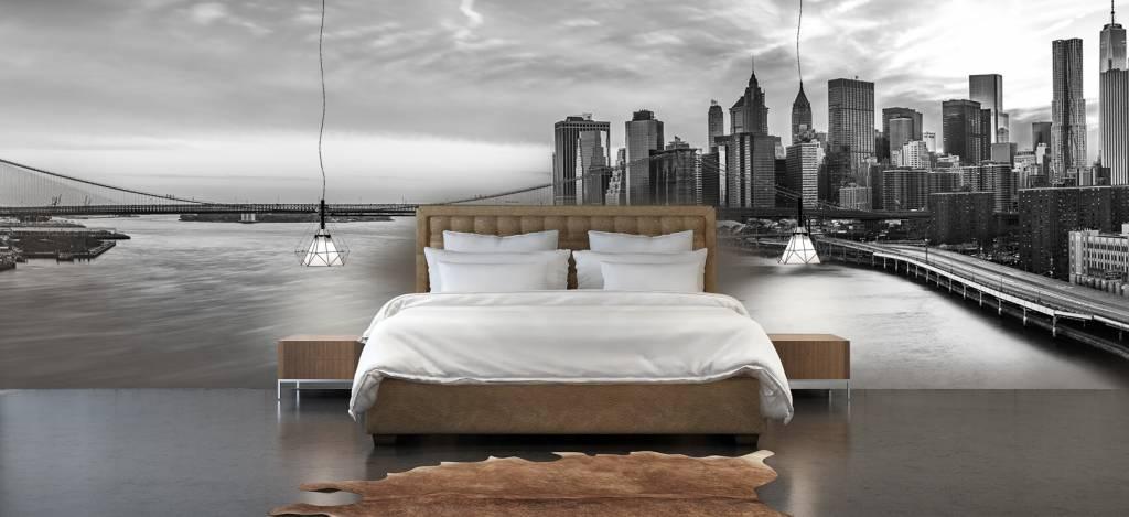 Skylines - Skyline van New York - Vergaderruimte 2