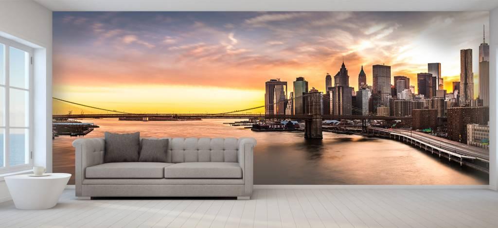 Skylines - Skyline van New York - Vergaderruimte 5