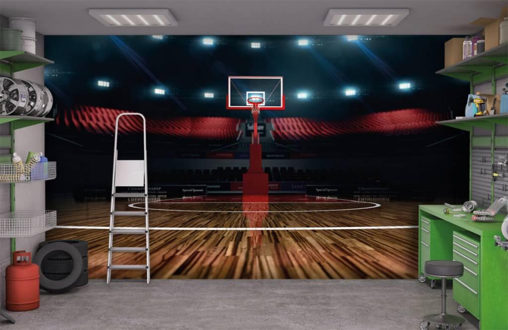 Overige - Basketbal arena - Hobbykamer 1