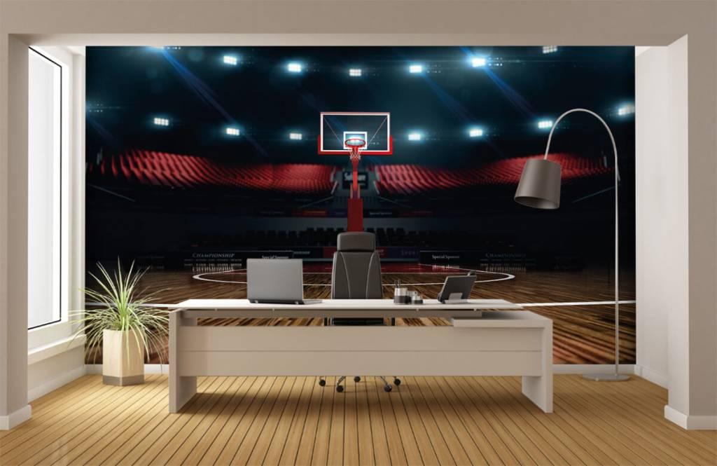 Overige - Basketbal arena - Hobbykamer 4
