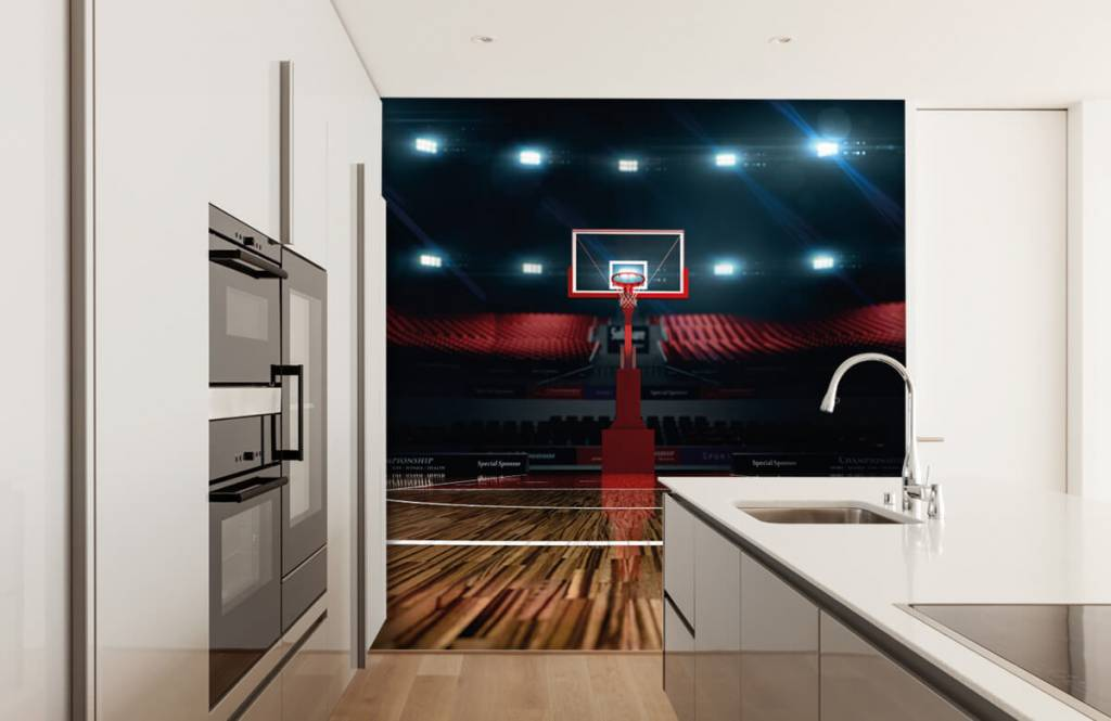 Overige - Basketbal arena - Hobbykamer 5