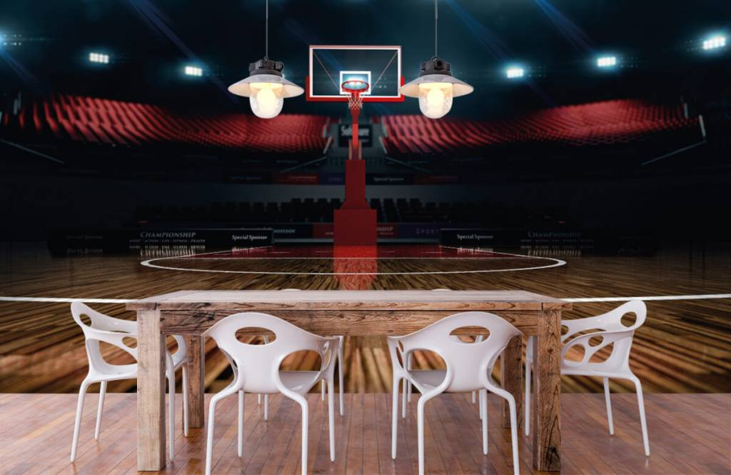 Overige - Basketbal arena - Hobbykamer 7