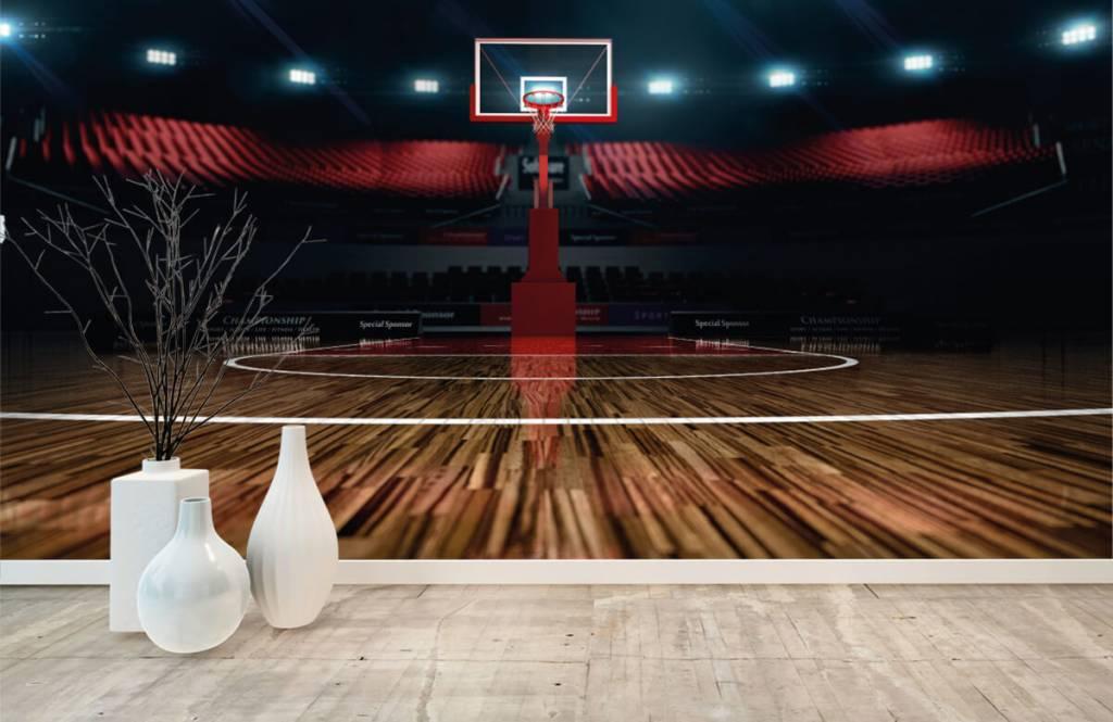 Overige - Basketbal arena - Hobbykamer 8