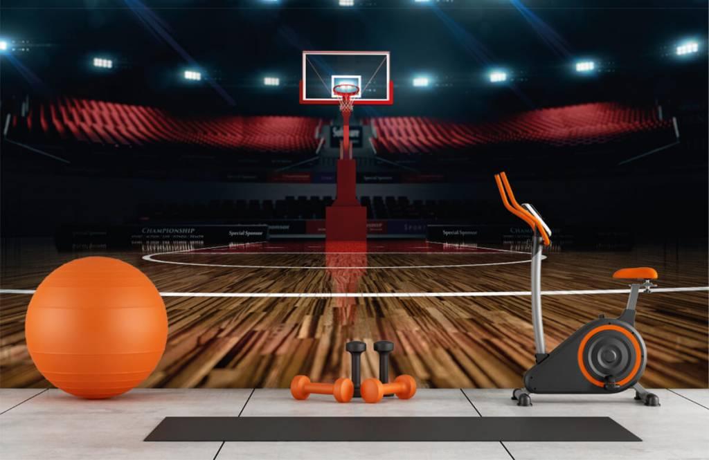Overige - Basketbal arena - Hobbykamer 9