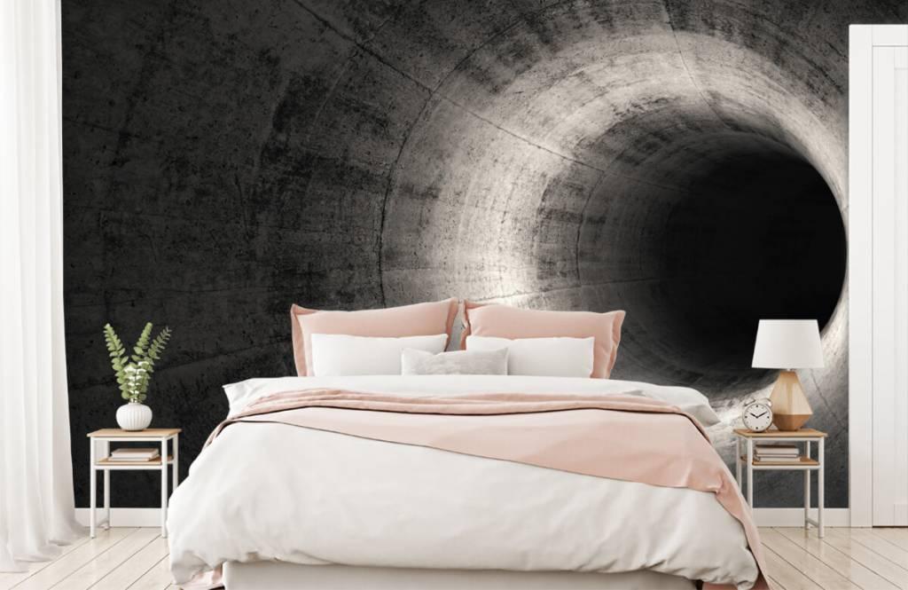 Overige - Betonnen 3D tunnel - Computerruimte 2